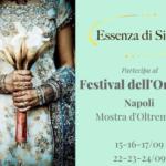 Torna il Festival dell'Oriente: Essenza di Siena vi aspetta a Napoli