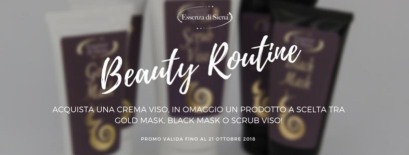 Promo Beauty Routine: acquista una Crema Viso e hai un prodotto in omaggio!