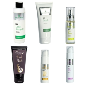 Kit completo Beauty routine pelli giovani